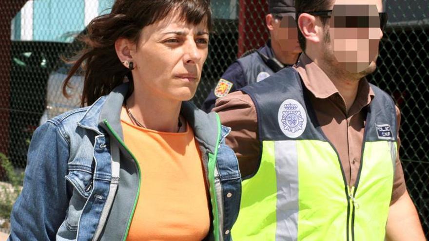 Leire Etxeberria Simarro sale de prisión tras cumplir 12 años