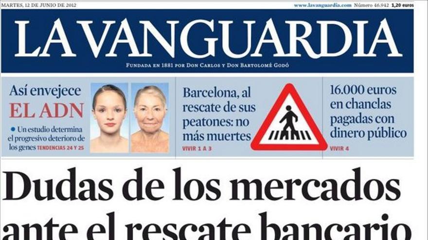De las portadas del día (12/06/2012) #11