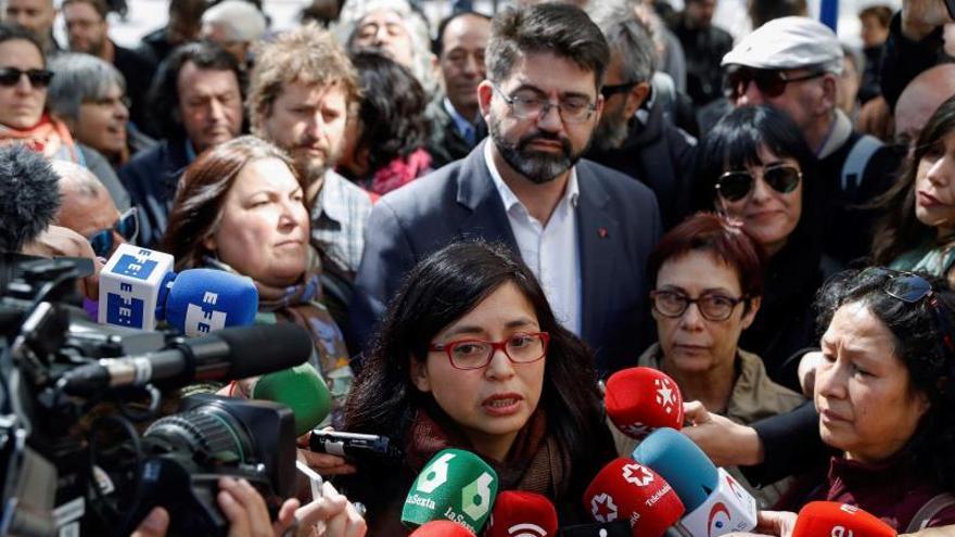 La concejal madrileña Rommy Arce, al borde del banquillo por injurias