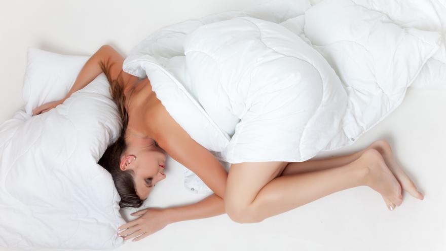 postura dormir