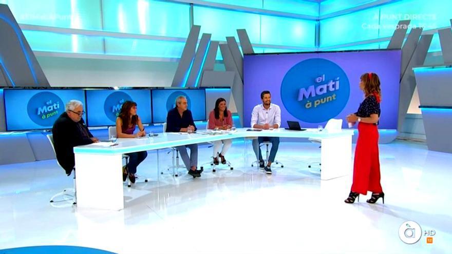 À punt sí medirá finalmente su audiencia con Kantar Media a partir de septiembre