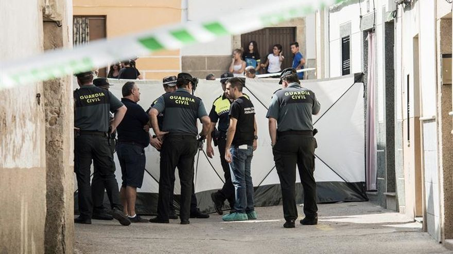 Muere una mujer en Arroyo de Luz (Cáceres) presuntamente a manos de su marido
