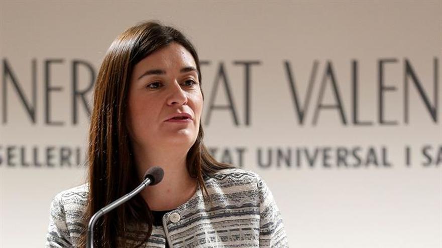 Carmen Montón a Susana Díaz: que haga lo que considere mejor para el PSOE