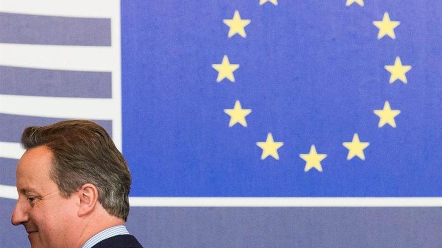 La UE y Cameron asumen con pesar que el proceso de divorcio es irreversible