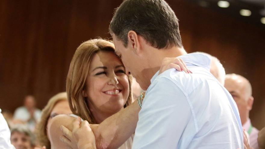 Preocupación en la dirección del PSOE por que la recogida de avales impida que haya primarias en provincias andaluzas