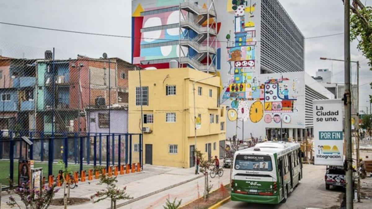 Barrio Carlos Mugica.