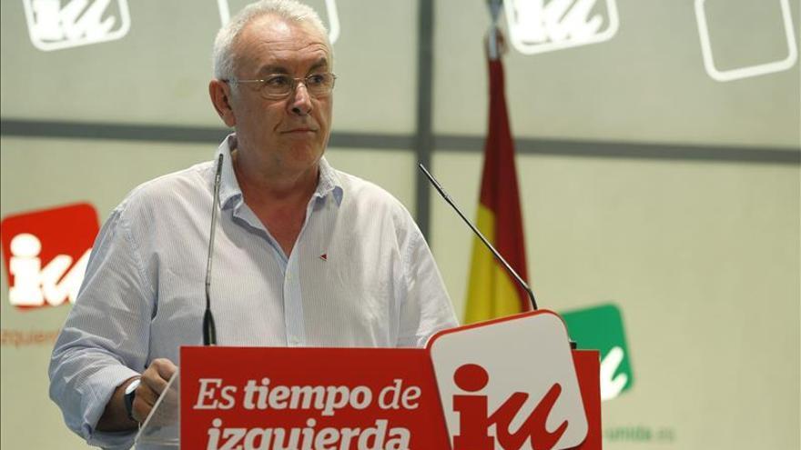Lara pide unidad y avisa a Podemos de que nadie por sí solo es palanca de cambio