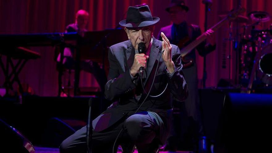 Muere el cantautor canadiense Leonard Cohen a los 82 años