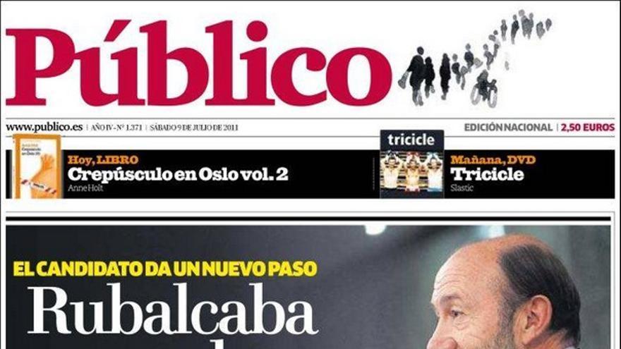 De las portadas del día (09/07/2011) #10