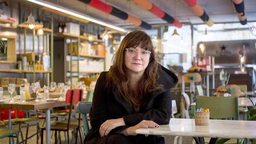 La cineasta Isabel Coixet, galardonada con el premio Atlántida 2016