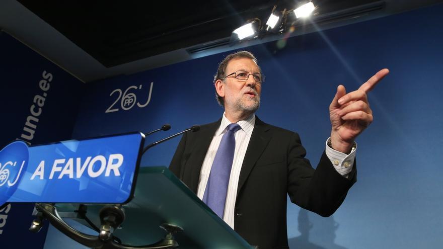 """Rajoy avisa de que """"si Reino Unido se va, Escocia también se va"""" y niega paralelismos con Cataluña"""