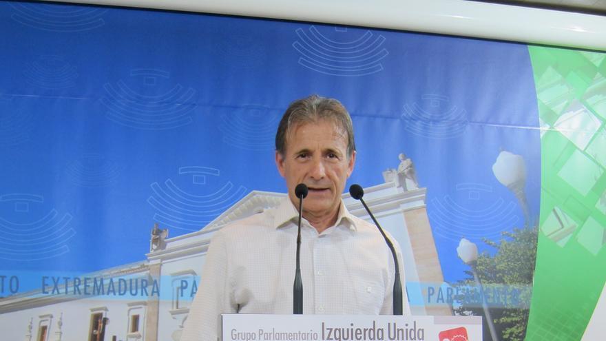"""IU-Extremadura defiende que el pago de los 44 días devengados """"no es un regalo de Navidad"""" sino """"cumplir una sentencia"""""""