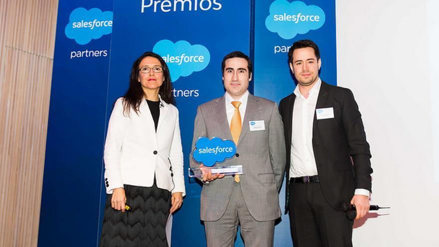NPS Solutions en los premios Salesforce