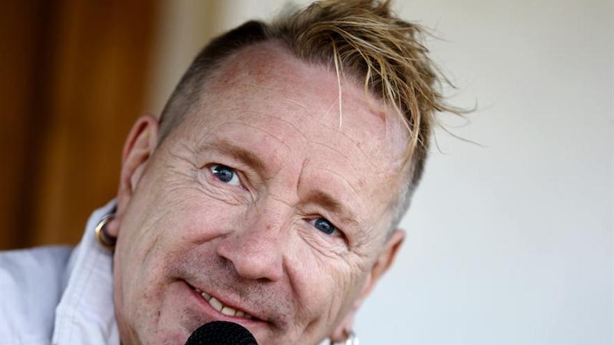 Lydon, ex Sex Pistols: Me ha ido bien sin tragar la mierda de la industria