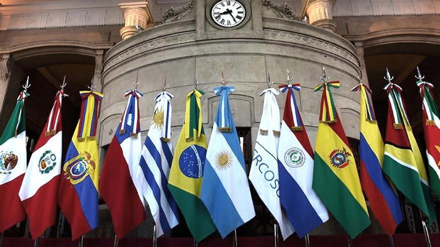 El Mercosur cumple 30 años en 2021. Télam