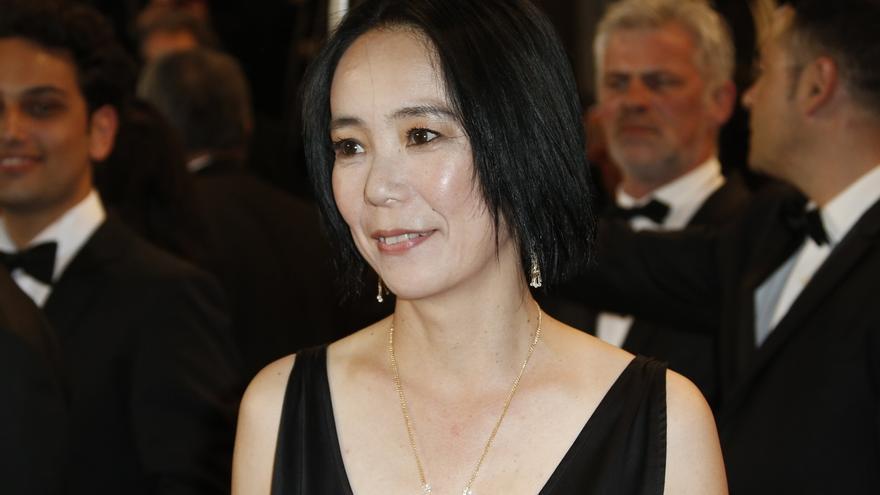 Imagen de la directora japonesa Naomi Kawase.