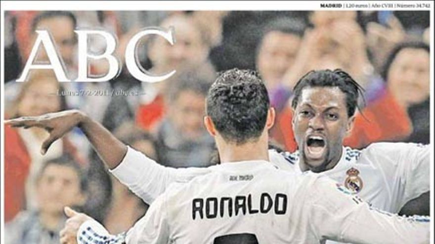 De las portadas del día (07/02/2011) #1