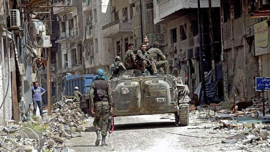 Al menos 825 muertos en 35 días de ofensiva contra el EI en el norte de Alepo