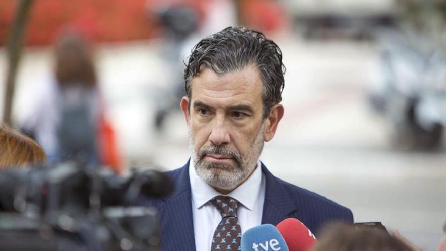 """El fiscal mantiene la existencia de una """"trama criminal"""" entre vinculados al PNV"""