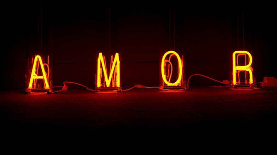 """Letras con la palabra """"amor"""""""
