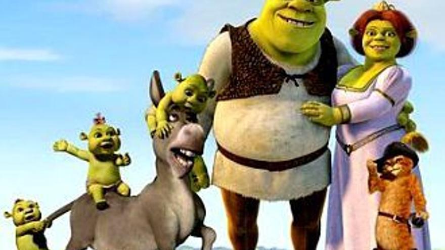 Clan reina la noche temática con 'Shrek: Felices para siempre'