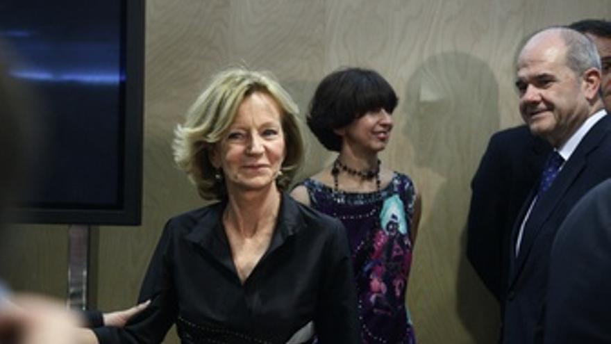 Ministra De Economía, Elena Salgado