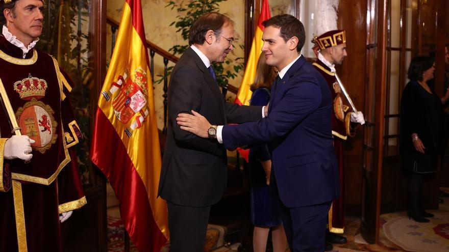 Ciudadanos apuesta por un tándem Arrimadas-Iceta y un Gobierno con PSC e independientes