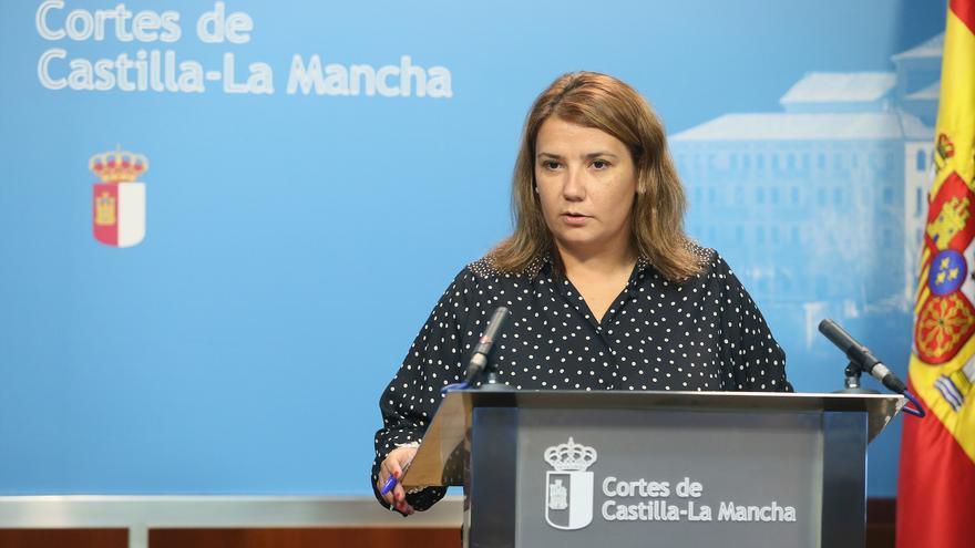 Agustina García, consejera de Fomento de Castilla-La Mancha