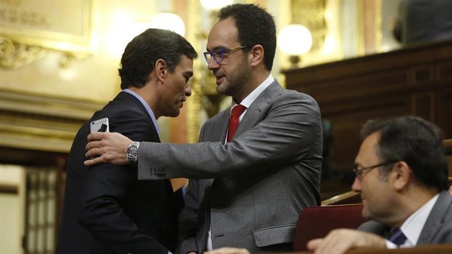 """Hernando apoya abstenerse sin ser aval a Rajoy: """"El tiempo nos dará la razón"""""""