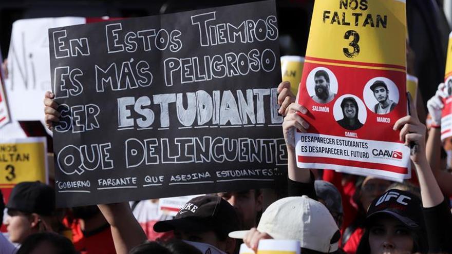 Detienen a otro presunto asesino de los tres estudiantes de cine en México