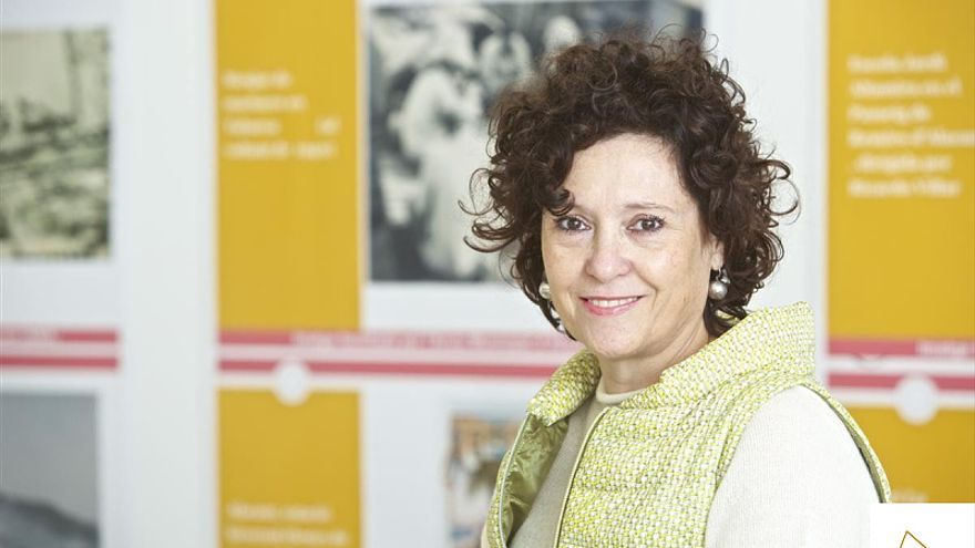María Teresa Ruiz Cantero.