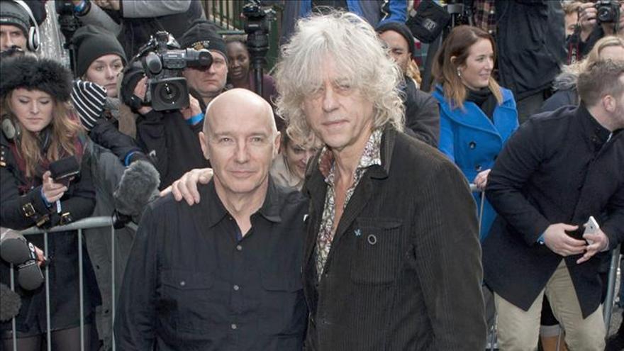 """Geldof lanza una nueva campaña benéfica con la presentación de """"¿Saben ellos que es Navidad?"""""""