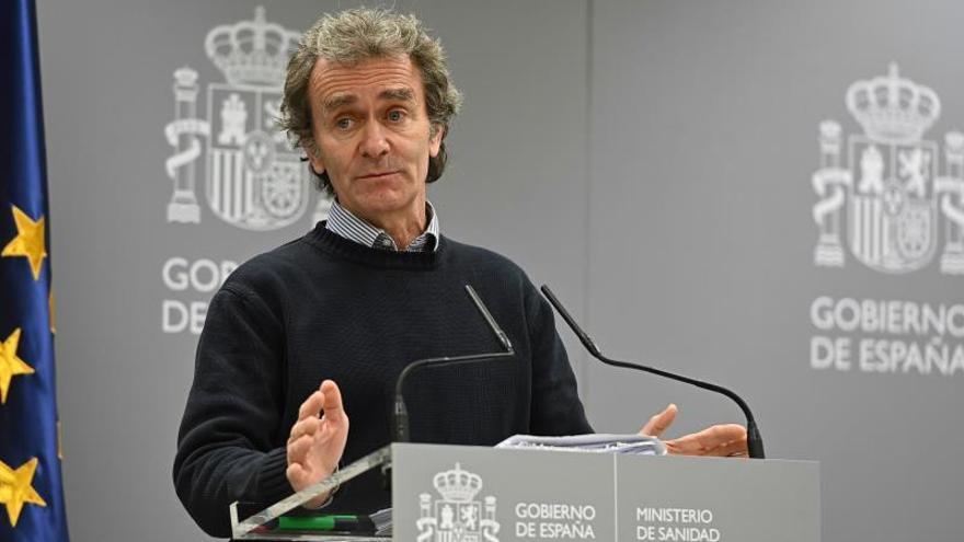 Fernando Simón, en una imagen de archivo