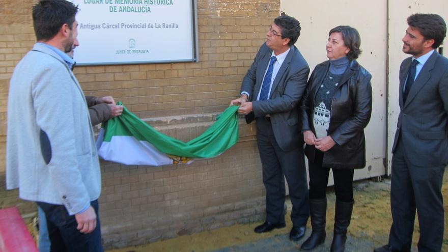 La Junta señaliza la antigua 'Cárcel de la Ranilla' como Lugar de la Memoria Histórica