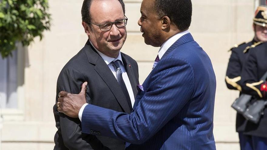 Un sobrino del presidente congoleño es imputado en París por blanqueo
