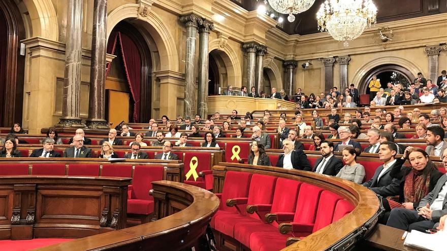 Los letrados del Parlament creen que la resolución pactada por JxCat y CUP contradice al TC