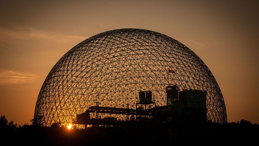 Biosphere, Montreal, Canada. Foto: Guilhermeduartegarcia, CC BY-SA