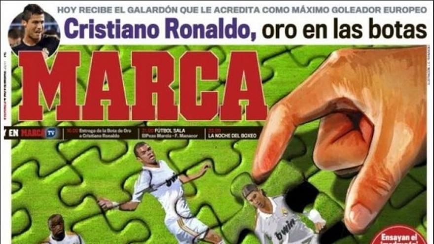 De las portadas del día (04/11/2011) #13
