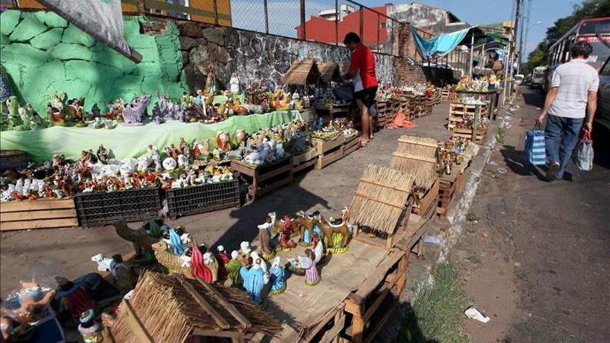 El pesebre de paja, la aportación guaraní a la Navidad paraguaya