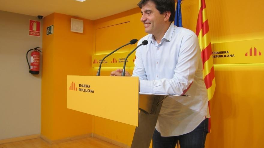ERC no descarta el referéndum unilateral pero ahora no ve las condiciones para impulsarlo