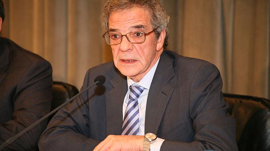 César Alierta, presidente de Telefónica y del Consejo Empresarial para la Competitividad, en 2011
