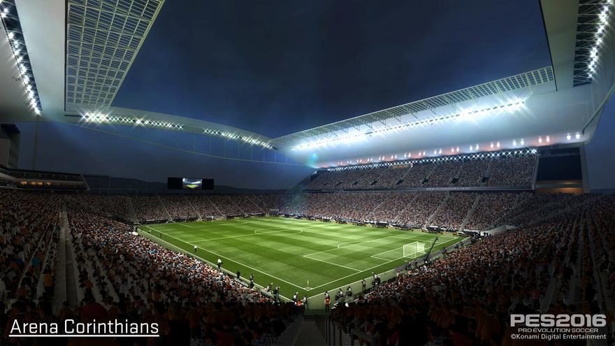 Análisis Pro Evolution Soccer 2016. Konami sigue por el buen camino f716ca255b2c0