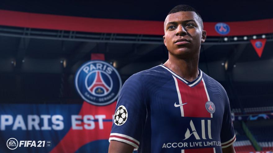 """""""FIFA 21"""" para PS4, el videojuego más vendido del mes de junio en España"""