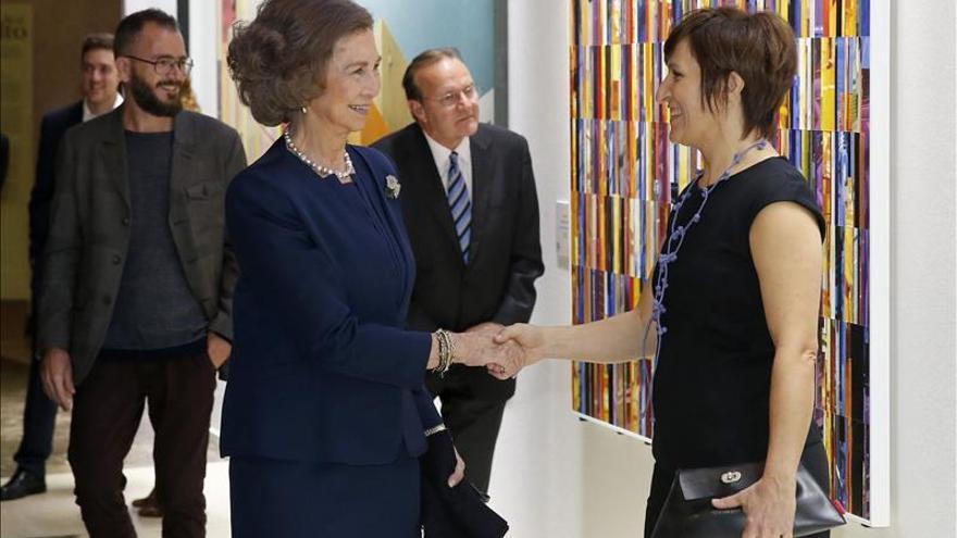 La artista andaluza Ángeles Agrela gana el 30º Premio BMW de Pintura