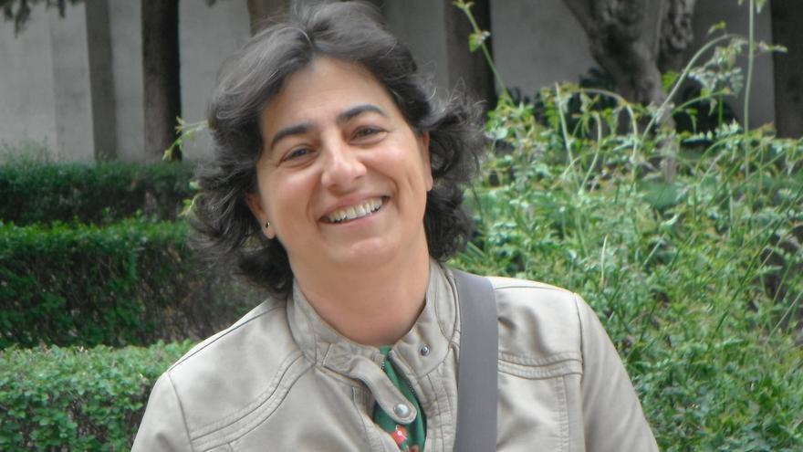 Marian Moreno.