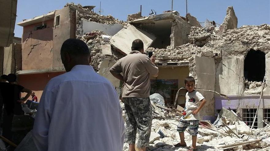 El presidente kurdo confirma la liberación de la ciudad iraquí de Sinyar
