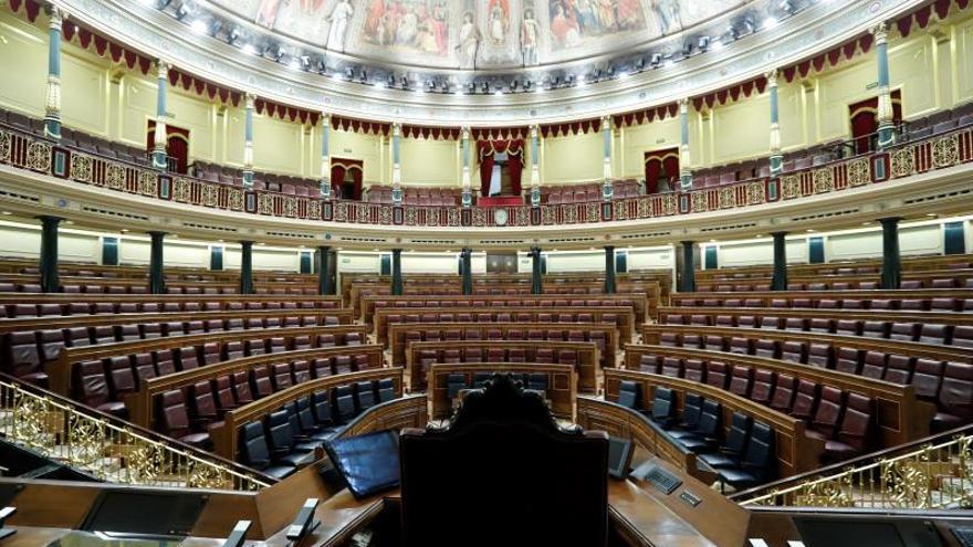 Unos 179 exdiputados cobrarán la indemnización por la disolución del Congreso