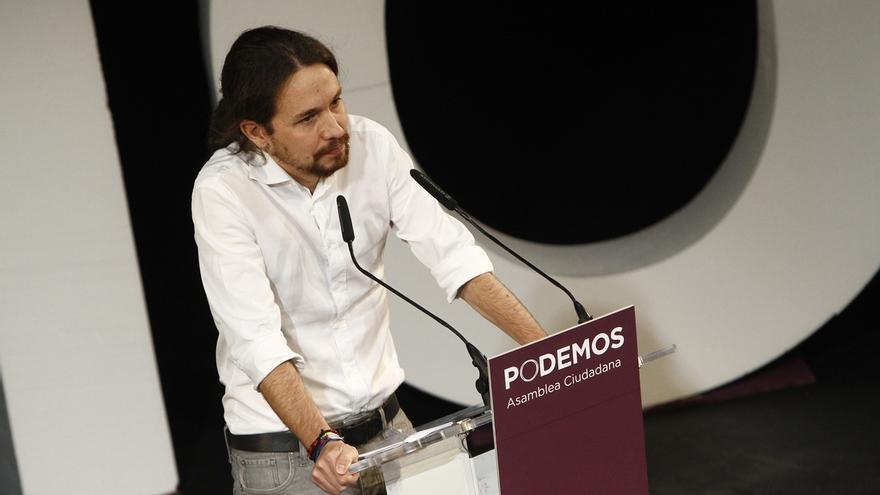 Pablo Iglesias dará su primer mitin como secretario general en Barcelona este domingo