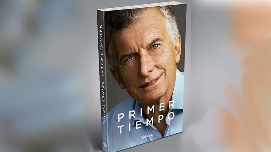 """Macri publica el libro """"Primer Tiempo"""""""