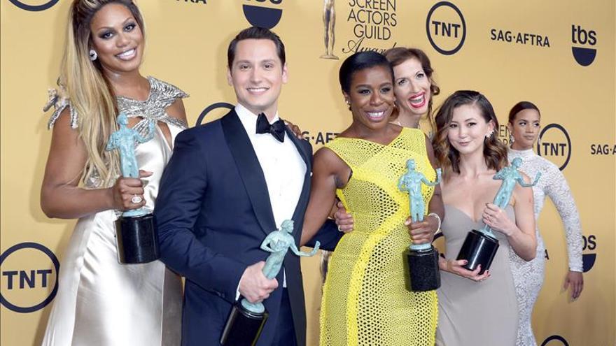 """""""Transparent"""" y """"Orange is the New Black"""" nominadas al Globo de Oro de comedia"""